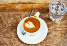 чагка с кофе