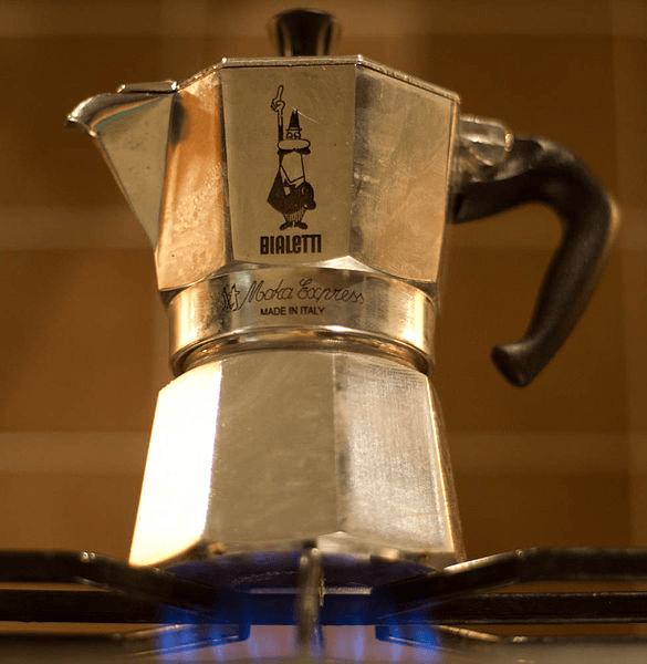 неаполитанский кофейник