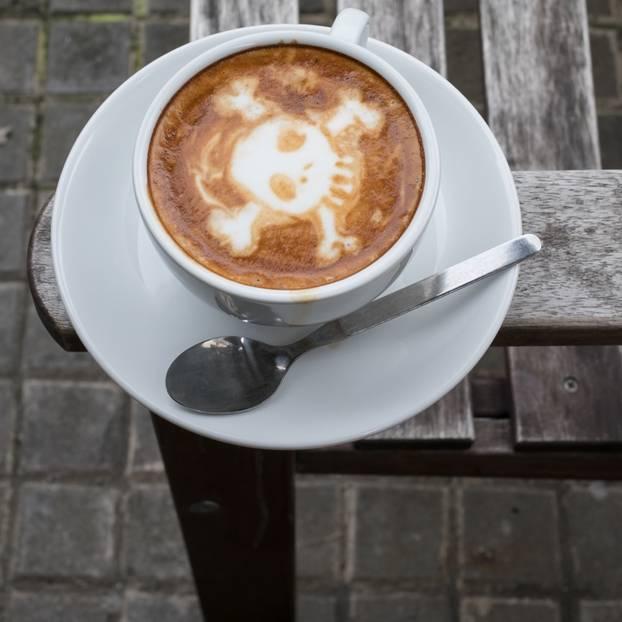 кофе смертельное
