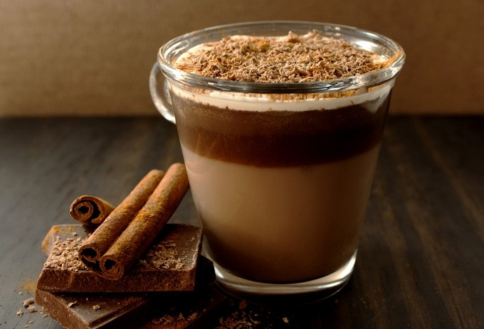 Как сделать шоколад из кофе фото 146