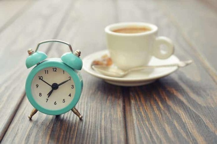 Когда лучше всего пить кофе?