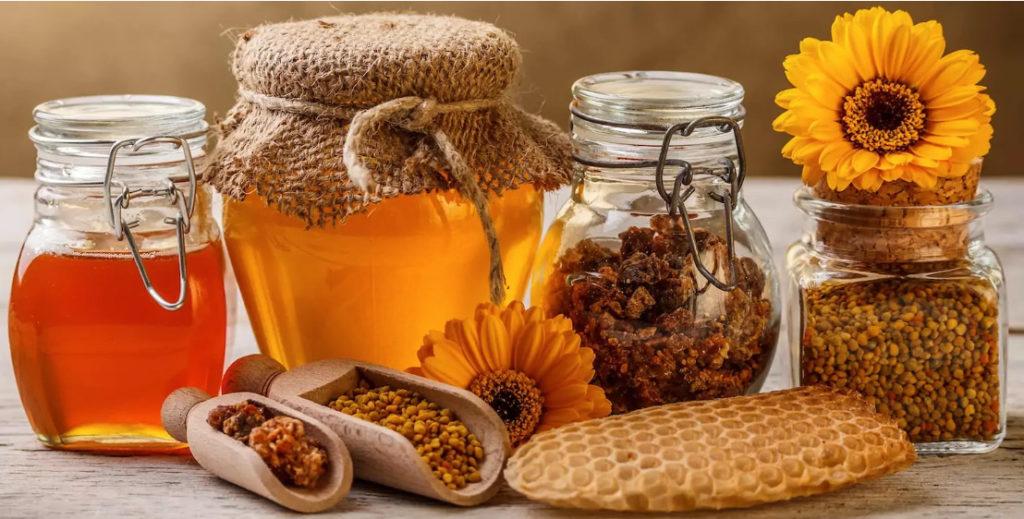 Типы и вкусы мёда