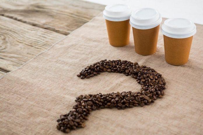 Разные названия кофе